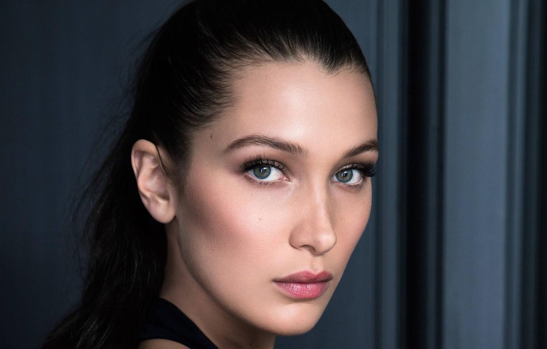 Wallpaper girl, long hair, photo, blue eyes, model, bokeh, lips ...