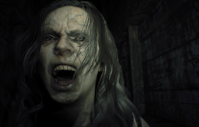 Wallpaper Girl E Type Game Long Hair Woman Mia Resident Evil