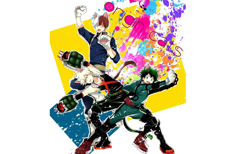 Wallpaper Boku No Hero Academy Todoroki Shouto My Hero Academia