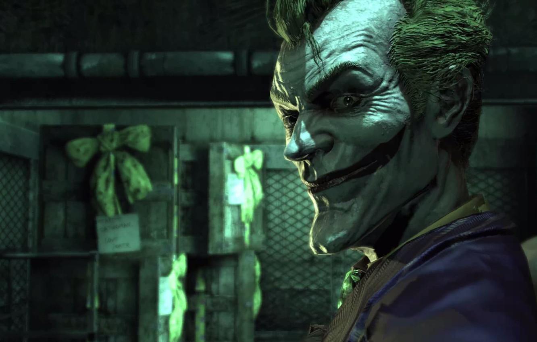 Wallpaper Batman Arkham Asylum Joker Ds Comics Images For