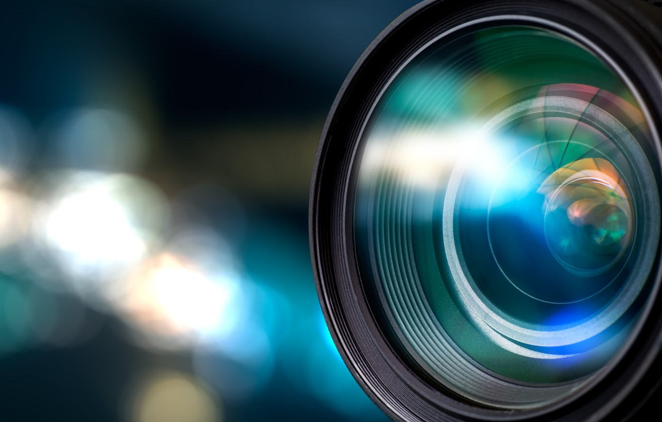 Wallpaper Blur The Camera Lens Camera Mirror Hi Tech Bokeh Closeup Lens Digital Wallpaper Technology Cyberspace Dslr Images For Desktop Section Hi Tech Download