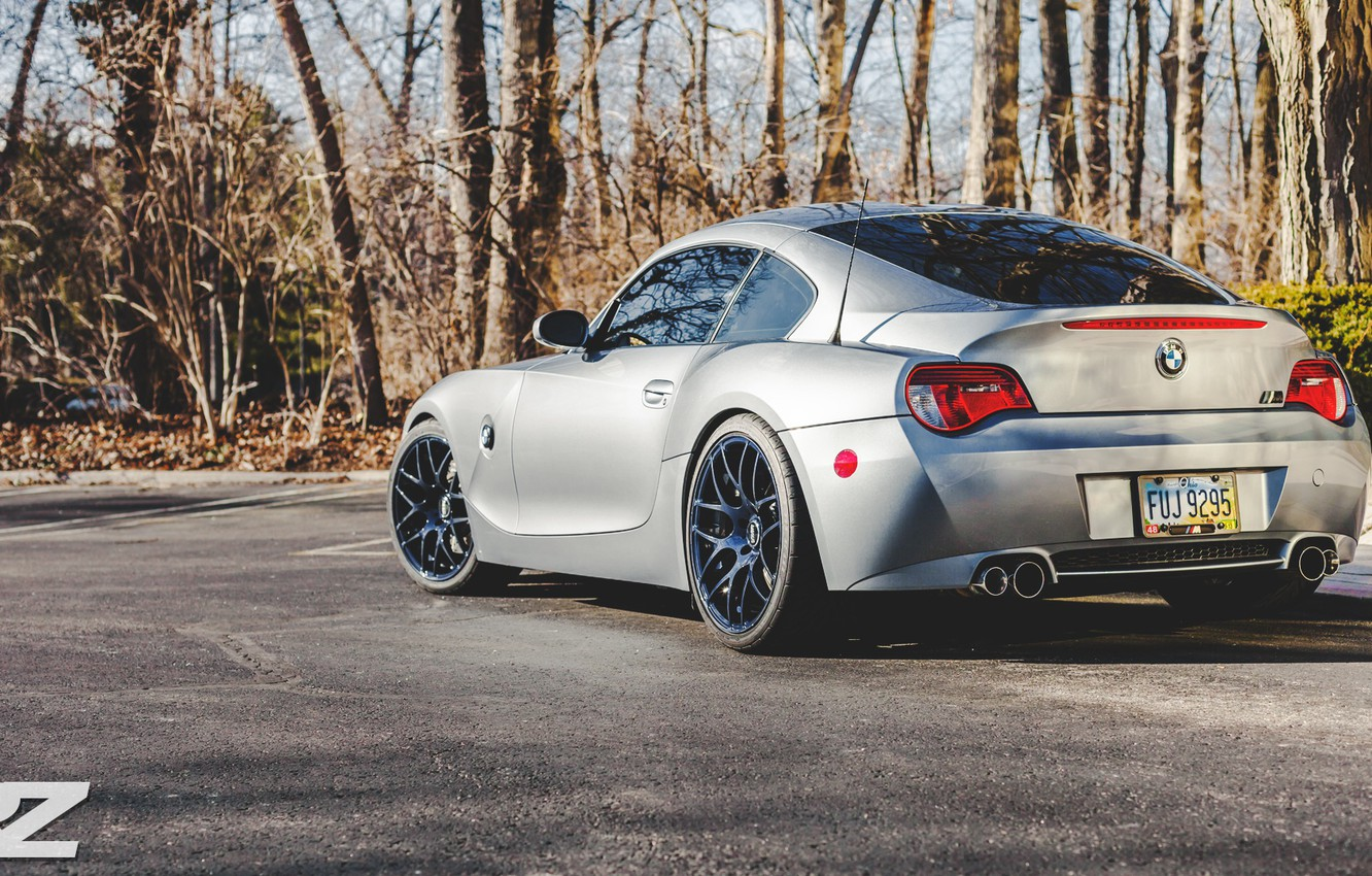 Photo wallpaper BMW, Coupe, Stance, Z4