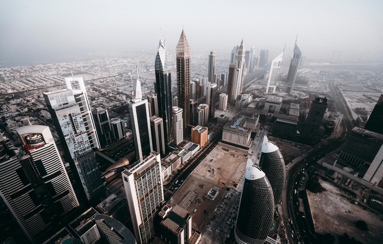 Photo wallpaper the city, home, Dubai, UAE
