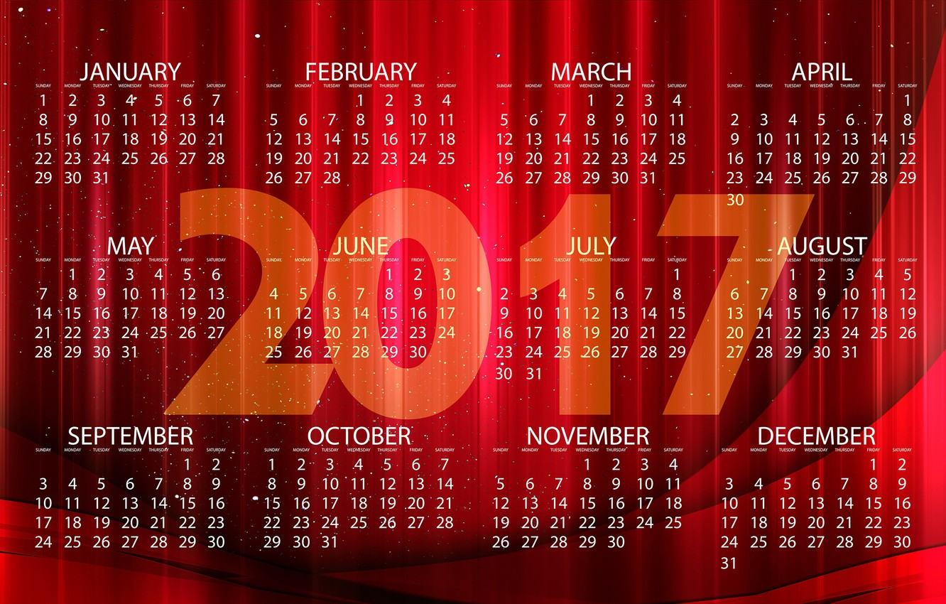 Photo wallpaper line, red, design, abstraction, strip, background, graphics, Shine, new year, vector, figures, bright, calendar, year, …