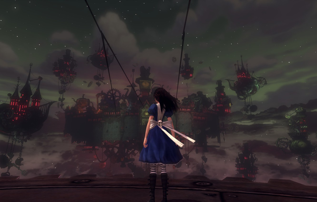 Wallpaper Alice Madness Returns Wonderland Alice Liddell Images