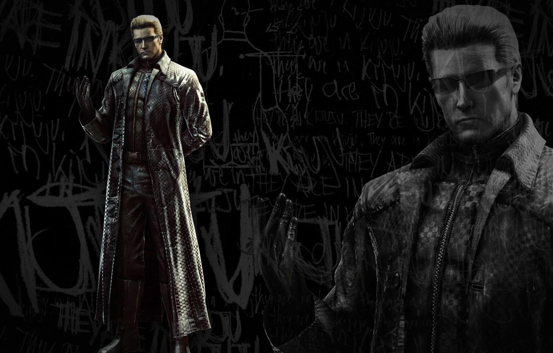 Wallpaper Resident Evil Resident Evil 5 Albert Wesker Wesker