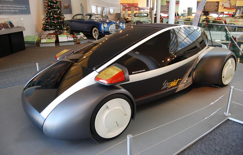 Photo wallpaper car, Plymouth, concept car, Slingshot