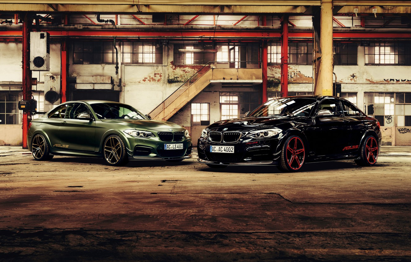Photo wallpaper BMW, Bumper, Grille, Machine, Windows, The building, Door, Lights, Drives, ACL2S, M240i