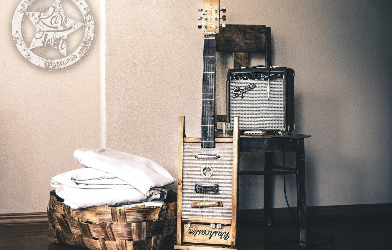 Photo wallpaper music, guitar, tool