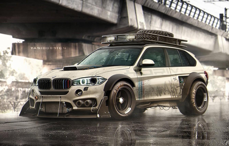 Photo wallpaper Auto, Figure, BMW, Machine, Art, Art, BMW X5, Rendering, Yasid Design, Yasid Oozeear, YASIDDESIGN, BMW …