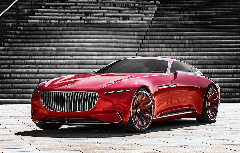 Photo wallpaper Concept, the concept, Mercedes, Vision, Mercedes