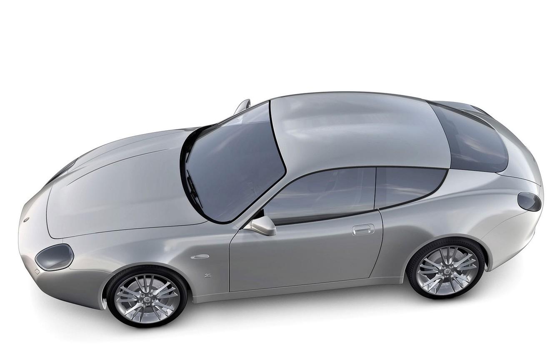 Photo wallpaper Maserati, coupe, supercar, Zagato