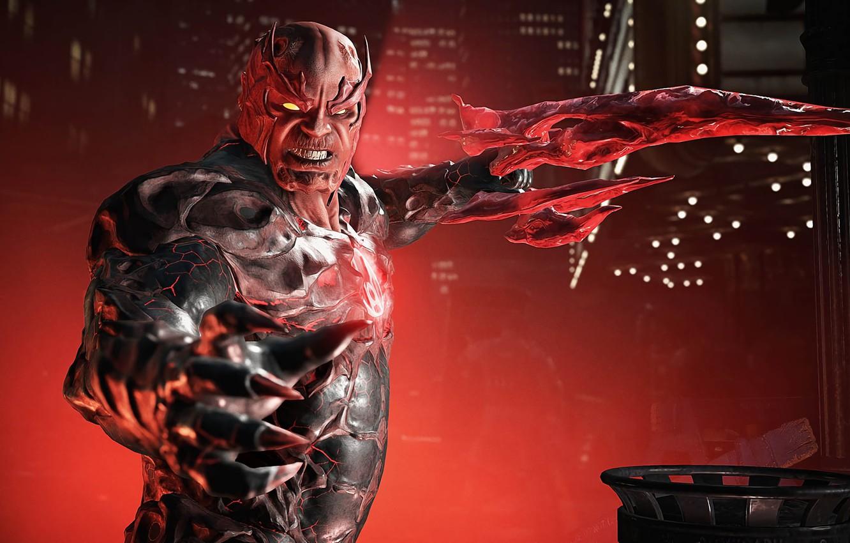 Wallpaper Rage Netherrealm Studios Injustice 2 Atrocitus