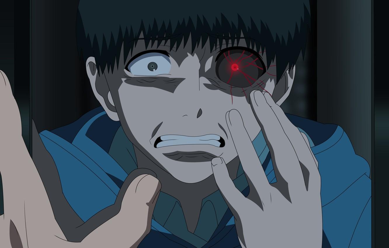 Wallpaper Anime Boy Fear Asian Manga Japanese Mirror Oriental