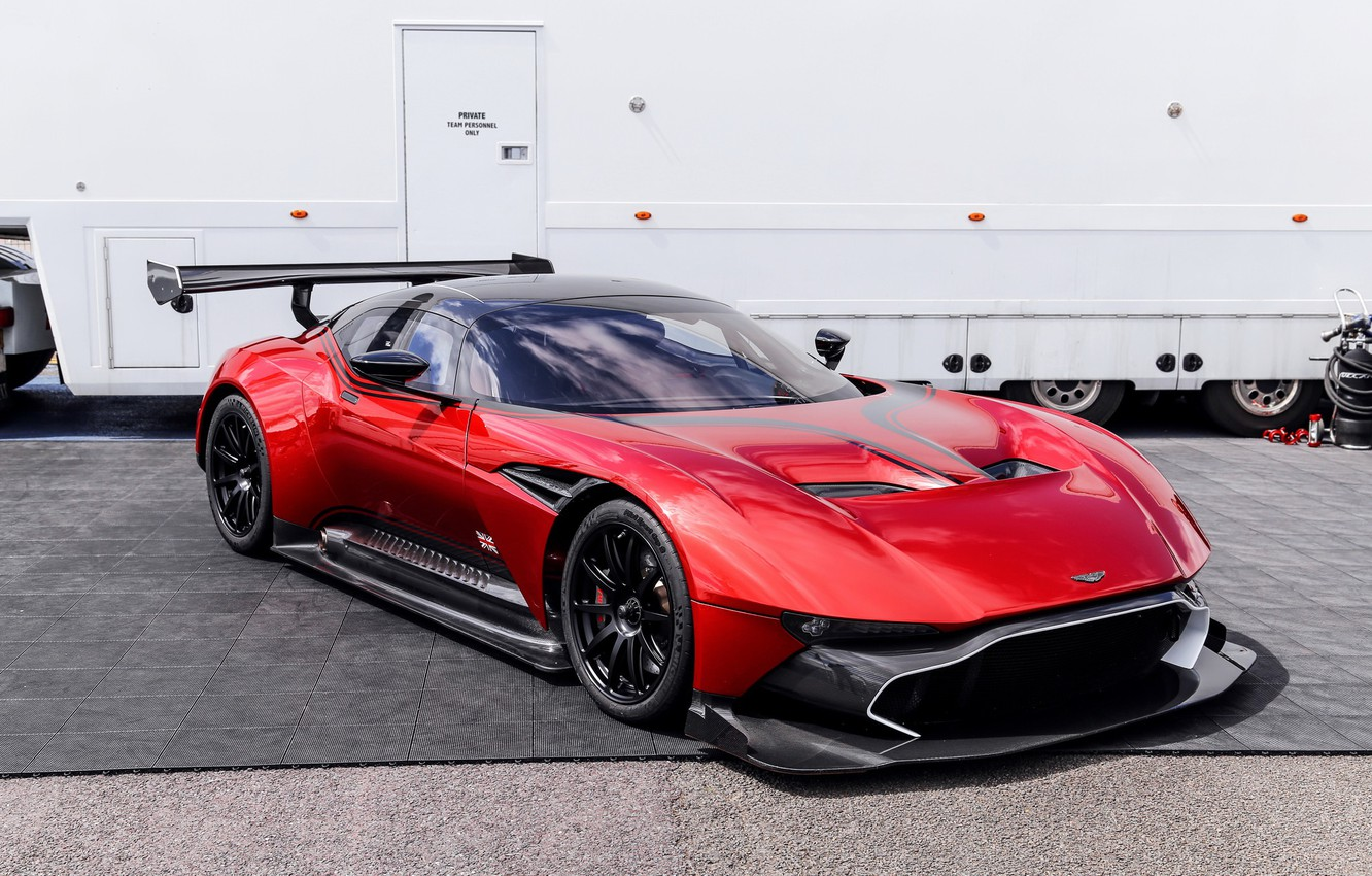 Wallpaper Red Aston Martin Vulcan Wagon Images For Desktop Section Aston Martin Download