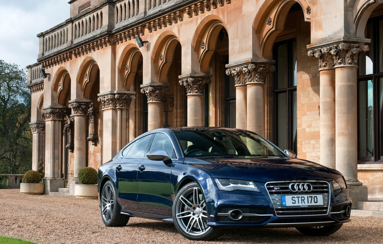 Photo wallpaper Audi, Audi, Sportback, Metallic