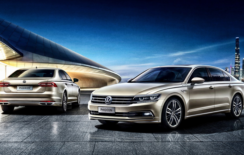 Photo wallpaper Volkswagen, Volkswagen, Phideon, video