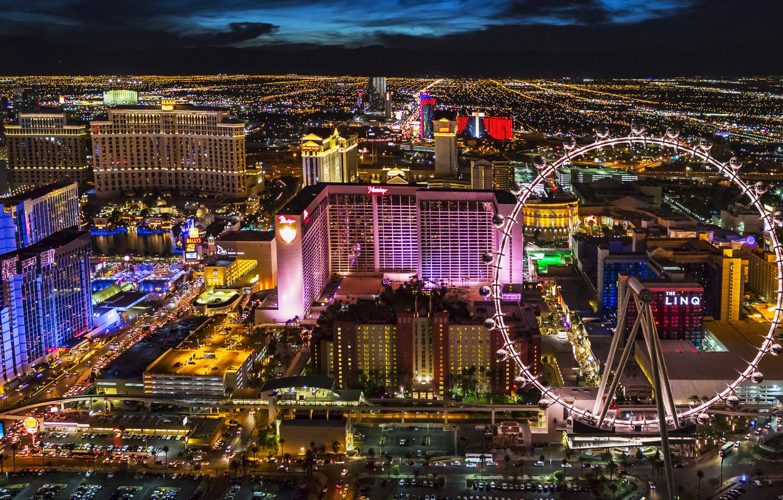 Wallpaper Night Sin City Las Vegas Images For Desktop Section