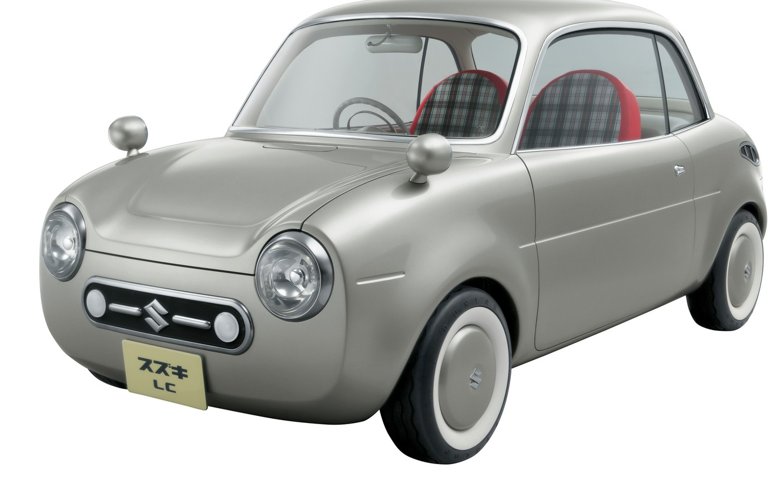 Photo wallpaper background, concept, Machine, seat, Suzuki, small car