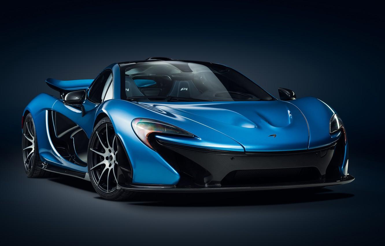 Photo wallpaper background, McLaren, supercar, McLaren