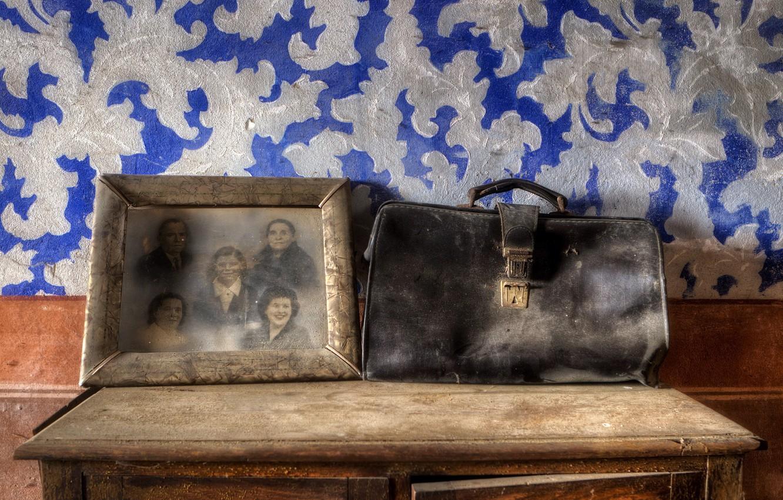 Photo wallpaper wall, photo, portfolio