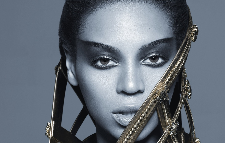 Photo wallpaper portrait, singer, Beyonce