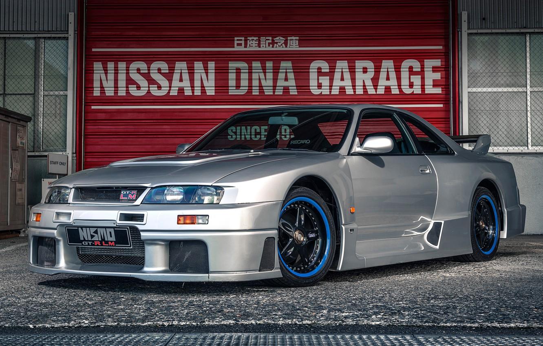 Photo wallpaper Nissan, GT-R, Nissan, Skyline, skyline, Nismo