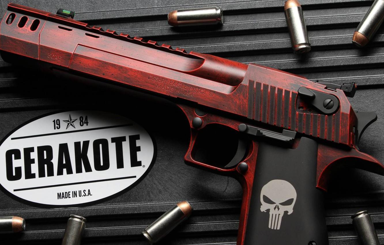 Photo wallpaper gun, weapons, gun, weapon, custom, Desert Eagle, Custom, Desert Eagle, Ceracot
