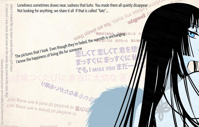 Overflow Anime Phone Wallpaper - Anime Wallpaper HD