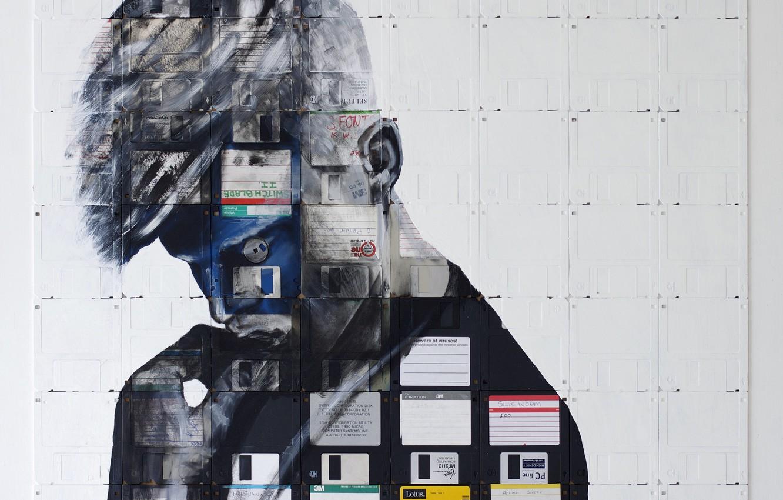 Photo wallpaper bangs, Nick Gentry, SWITCHBLADE2