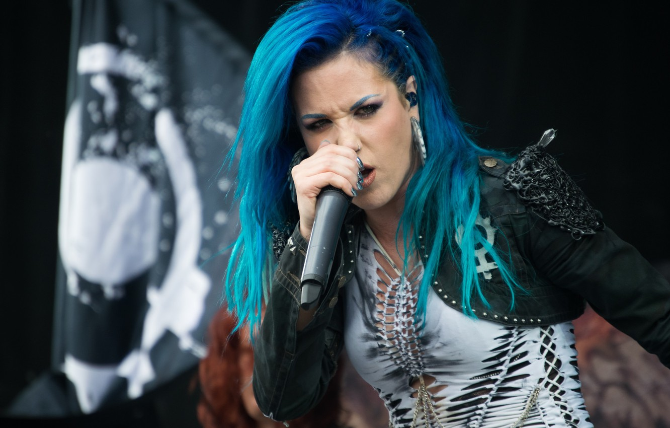 Wallpaper Metal Canada Arch Enemy Alissa White Gluz Images For