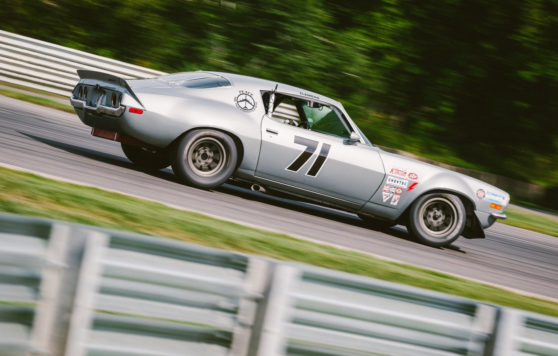 Photo wallpaper race, speed, Chevrolet Camaro