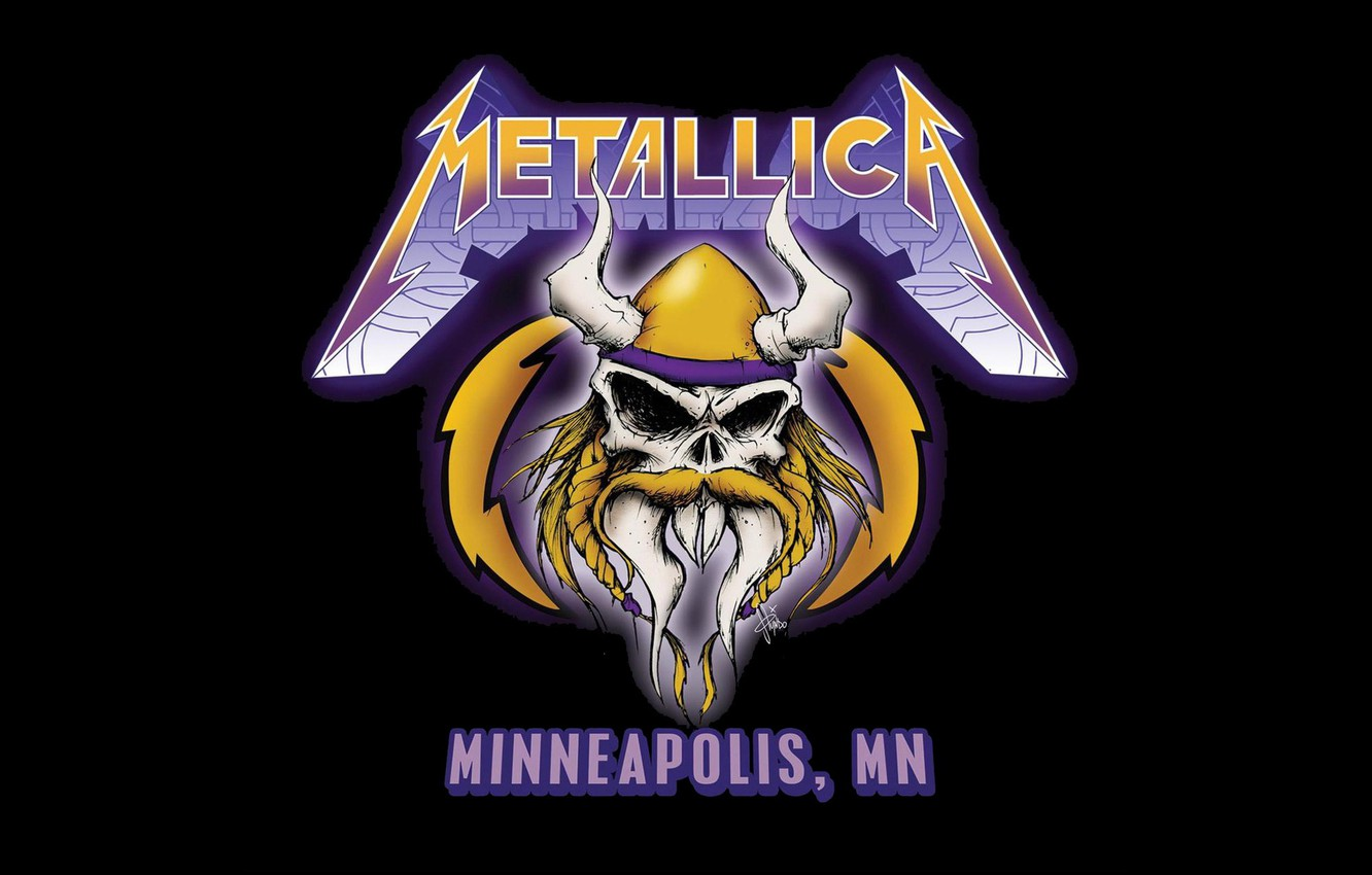 Photo wallpaper background, skull, group, metallers, Metallica, Minneapolis, trash, James Hetfield, Robert Trujillo, James Hetfield, metal band, …