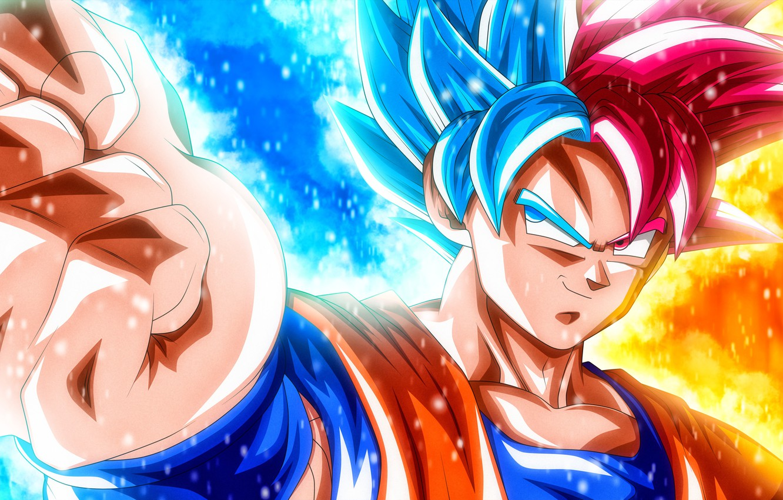 Wallpaper Dbs Alien Anime Power Martial Artist God Warrior