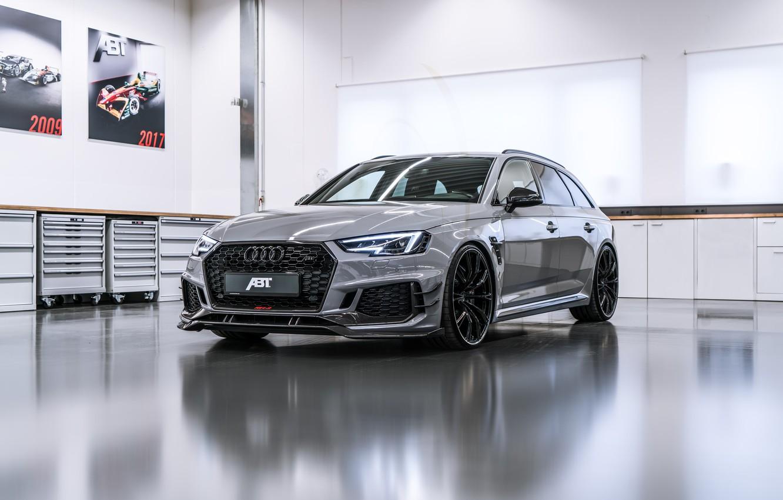 Photo wallpaper Audi, Audi, black, Black, ABBOT