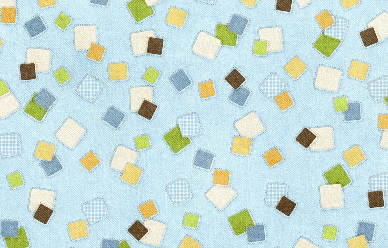 Photo wallpaper background, texture, squares