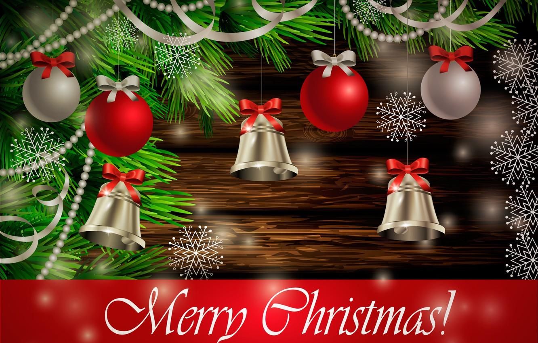 Wallpaper Toys Spruce Christmas Bells Images For Desktop
