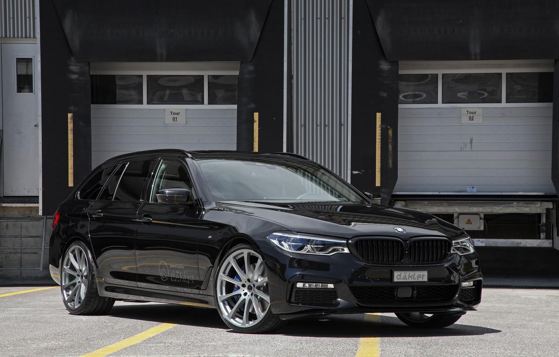 Photo wallpaper black, BMW, BMW, universal, 5-Series, G31