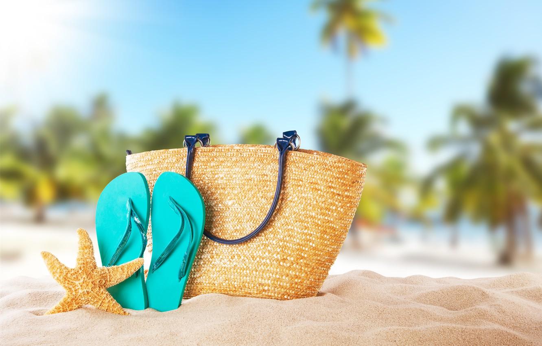 Photo wallpaper sand, sea, beach, summer, the sun, shell, summer, beach, vacation, sand, slates, vacation, starfish, seashells