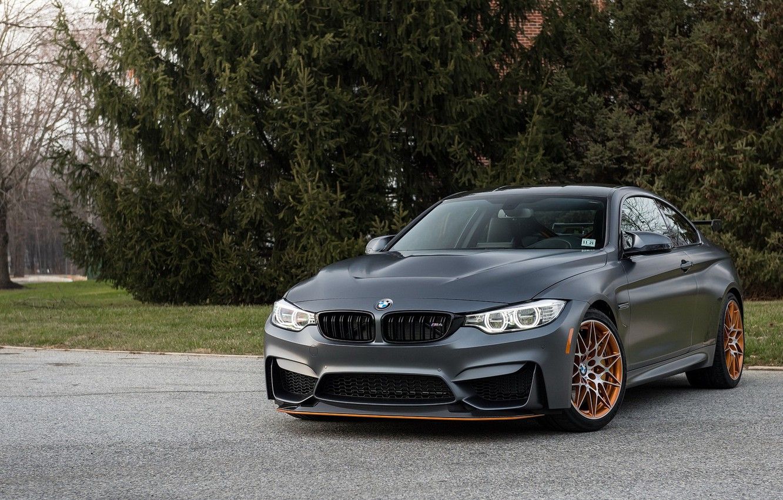 Photo wallpaper BMW, GTS