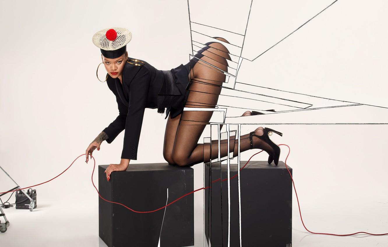 Photo wallpaper singer, Rihanna, celebrity