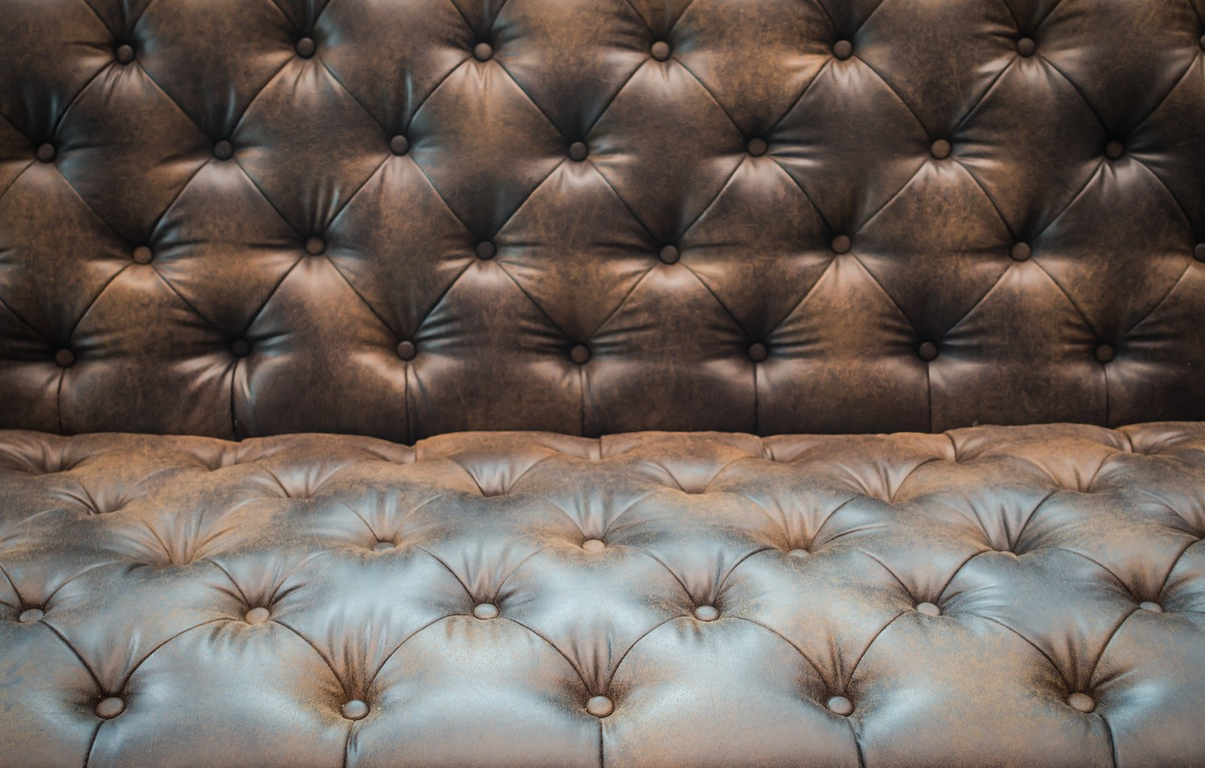Photo wallpaper background, sofa, texture, leather, texture, brown, background, chester, leather, upholstery, sofa, Chester, upholstery