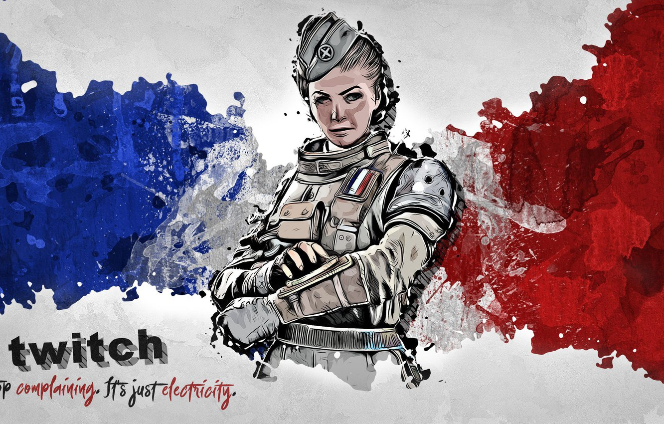 Photo wallpaper Ubisoft, Rainbow Six, Tom clancy's rainbow six siege