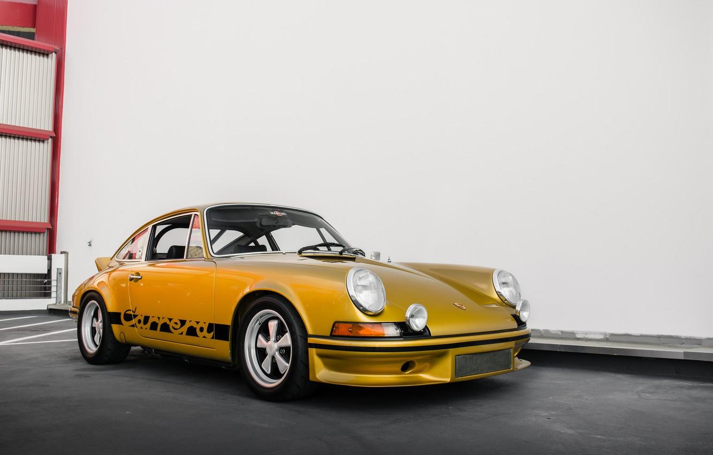 Photo wallpaper 911, Porsche, Carrera