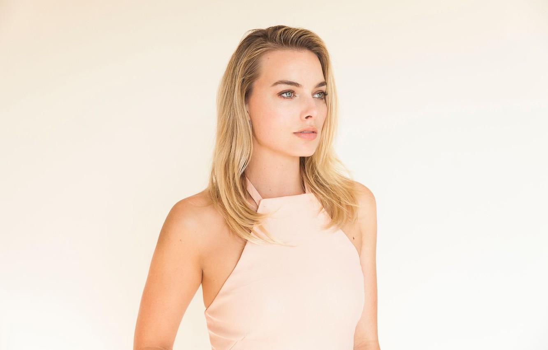 Photo wallpaper makeup, actress, blonde, photoshoot, Margot Robbie, Margot Robbie, 2016, NY Times, Emily Berl