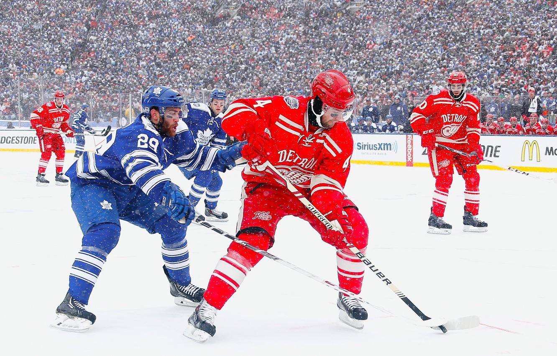 Ice, Ice, Detroit, NHL, NHL
