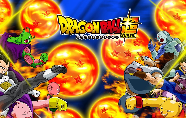 Photo wallpaper game, alien, anime, fight, martial artist, manga, Son Goku, Vegeta, Dragon Ball, strong, Goku, Small, …