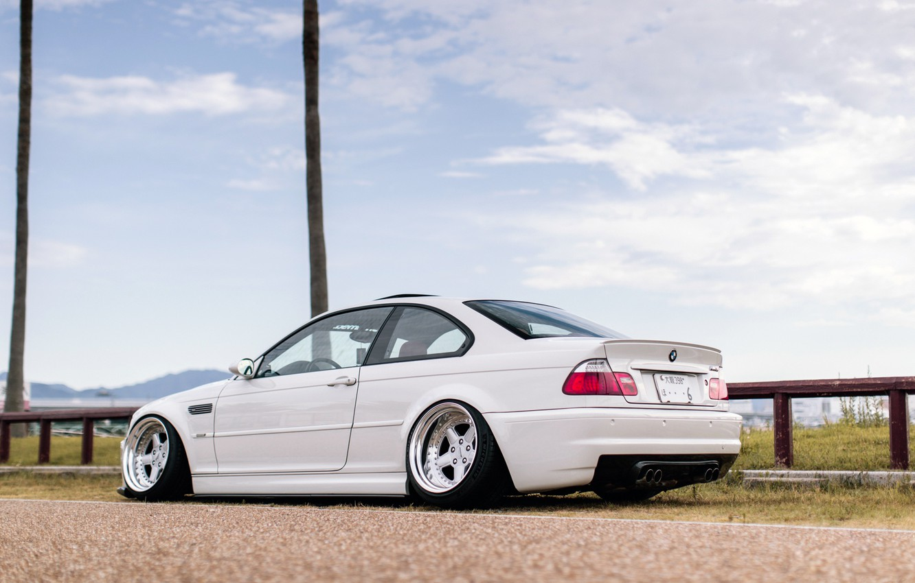 Wallpaper Auto White Bmw Machine Bmw Day Car E46 Bmw M3