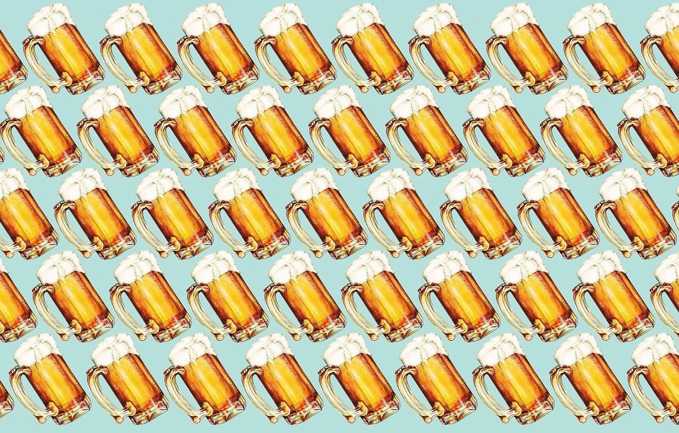 Photo wallpaper foam, minimalism, alcohol, mug, Beer, drink, minimalism, foam, mug, alcohol, Beer, beverage