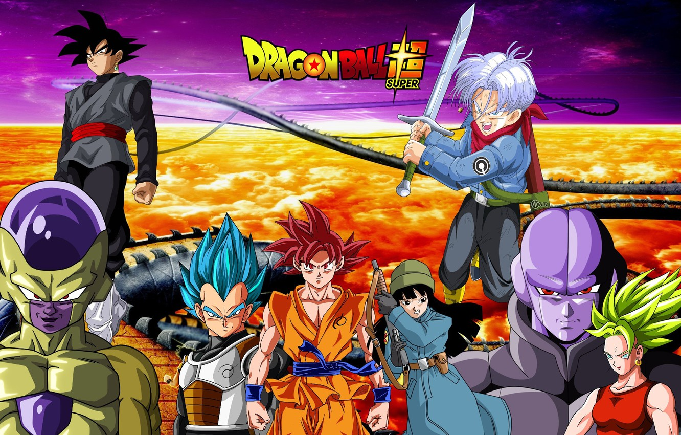 Wallpaper Dbs Game Anime Manga Son Goku Vegeta Dragon Ball